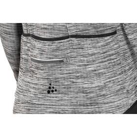 Craft Reel Koszulka kolarska, długi rękaw Mężczyźni, dk grey melange/black
